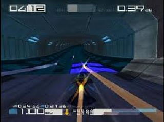 Screenshot Thumbnail / Media File 1 for WipEout 3 - Special Edition (E)
