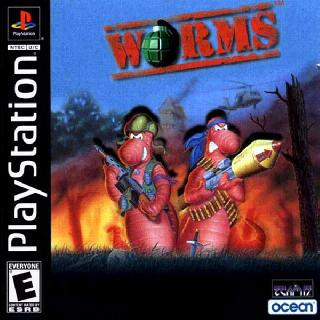Screenshot Thumbnail / Media File 1 for Worms (E)