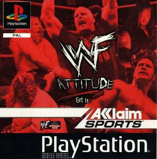 Screenshot Thumbnail / Media File 1 for WWF Attitude (E)