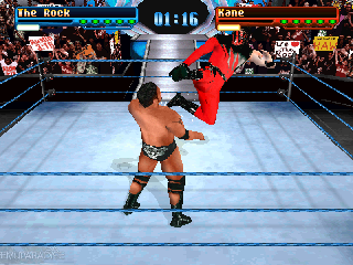 Screenshot Thumbnail / Media File 1 for WWF SmackDown! (E)