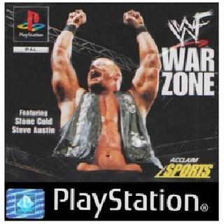 Screenshot Thumbnail / Media File 1 for WWF War Zone (E)