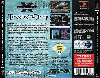 Screenshot Thumbnail / Media File 1 for X-Com - Terror from the Deep (E)