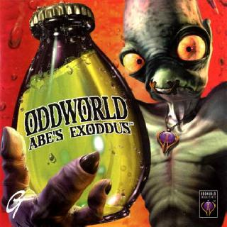 Screenshot Thumbnail / Media File 1 for Oddworld - Abe's Exoddus (E) (Disc 1)