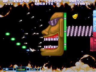 Screenshot Thumbnail / Media File 1 for Parodius (E)