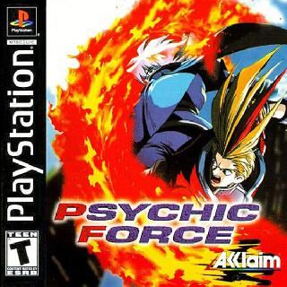 Screenshot Thumbnail / Media File 1 for Psychic Force (E)