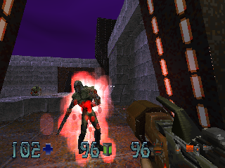 Screenshot Thumbnail / Media File 1 for Quake II (E)