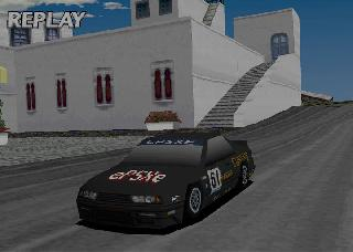 Screenshot Thumbnail / Media File 1 for Rage Racer (E)
