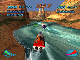 Screenshot Thumbnail / Media File 1 for Rapid Racer (E)
