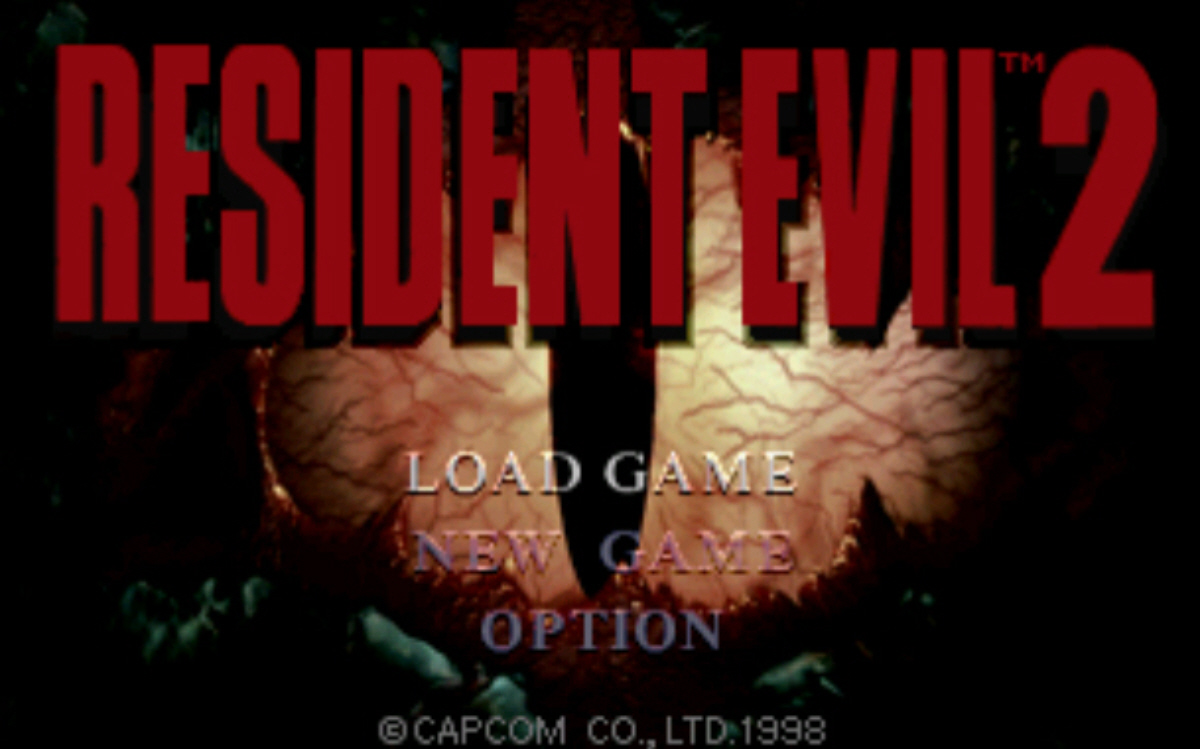 Resident Evil 2 E Disc 2 Claire Disc Iso Psx Isos