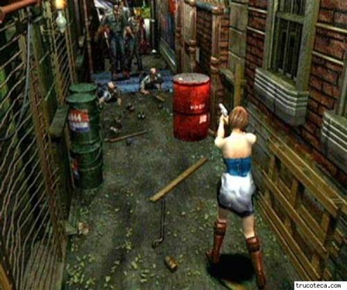 Resident evil 3: nemesis (biohazard 3: last escape) download.