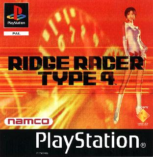 Screenshot Thumbnail / Media File 1 for Ridge Racer Type 4 (E)