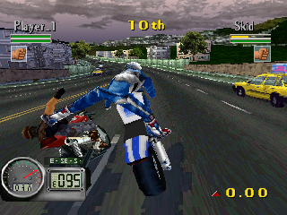 Screenshot Thumbnail / Media File 1 for Road Rash 3D (E)