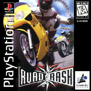 Screenshot Thumbnail / Media File 1 for Road Rash (E)