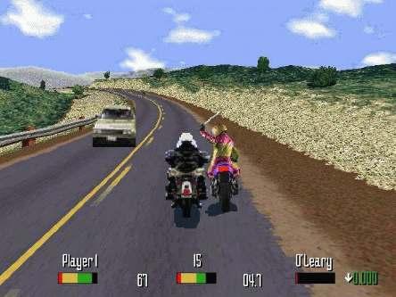 Games Rash Car
