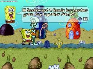 Screenshot Thumbnail / Media File 1 for SpongeBob SquarePants - SuperSponge (E)