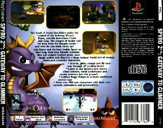 Screenshot Thumbnail / Media File 1 for Spyro 2 - Gateway to Glimmer (E)