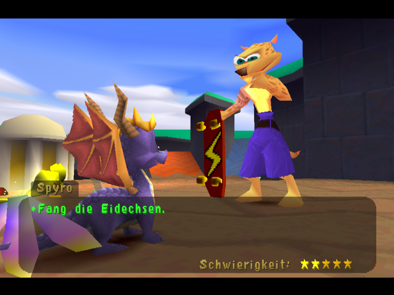 Spyro the dragon iso download