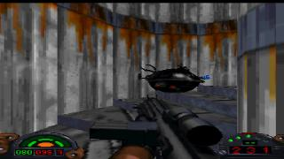 Screenshot Thumbnail / Media File 1 for Star Wars - Dark Forces (E)