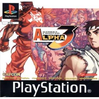 Screenshot Thumbnail / Media File 1 for Street Fighter Alpha 3 (E)