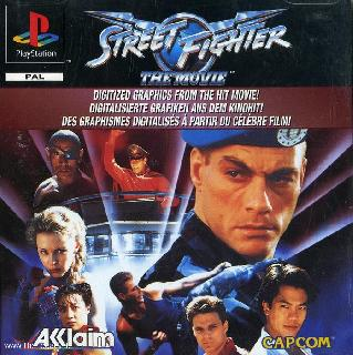 Screenshot Thumbnail / Media File 1 for Street Fighter - The Movie (E)