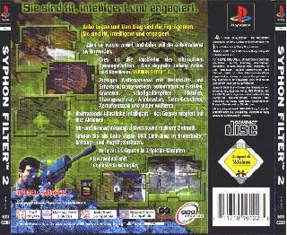 Screenshot Thumbnail / Media File 1 for Syphon Filter 2 (G) (Disc 1)
