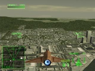 Screenshot Thumbnail / Media File 1 for Ace Combat 2 (J) (v1.0)