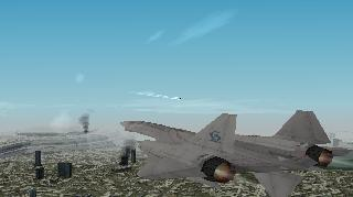 Screenshot Thumbnail / Media File 1 for Ace Combat 3 - Electrosphere (J) (v1.0) (Disc 2)