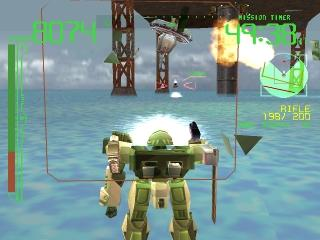 Screenshot Thumbnail / Media File 1 for Armored Core (J)