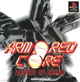 Screenshot Thumbnail / Media File 1 for Armored Core - Master of Arena (J) (Disc 2)