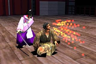 Screenshot Thumbnail / Media File 1 for Bushido Blade (J)
