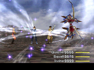 Screenshot Thumbnail / Media File 1 for Final Fantasy VIII (J) (Disc 1)