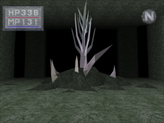 Screenshot Thumbnail / Media File 1 for King's Field III (J) (v1.1)