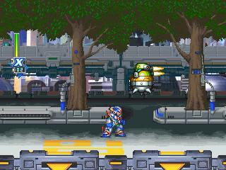 Screenshot Thumbnail / Media File 1 for Rockman X5 (J)