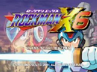 Download Megaman X6 English Patch - laneseven