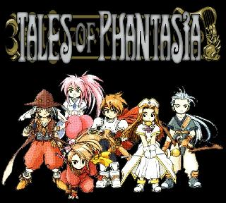 Screenshot Thumbnail / Media File 1 for Tales of Phantasia (J)