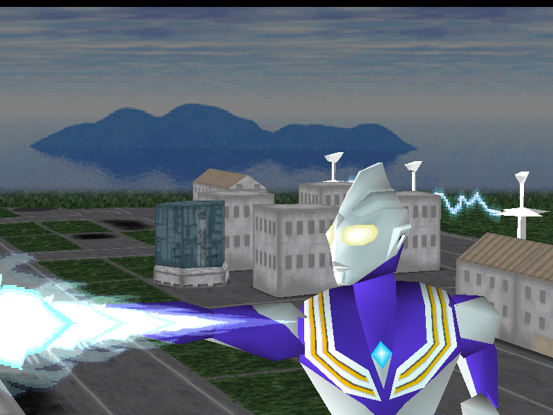Ultraman Tiga Dyna Fighting Evolution New Generations Japan