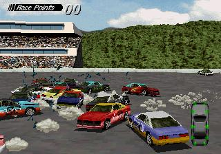 Screenshot Thumbnail / Media File 1 for Destruction Derby (J)