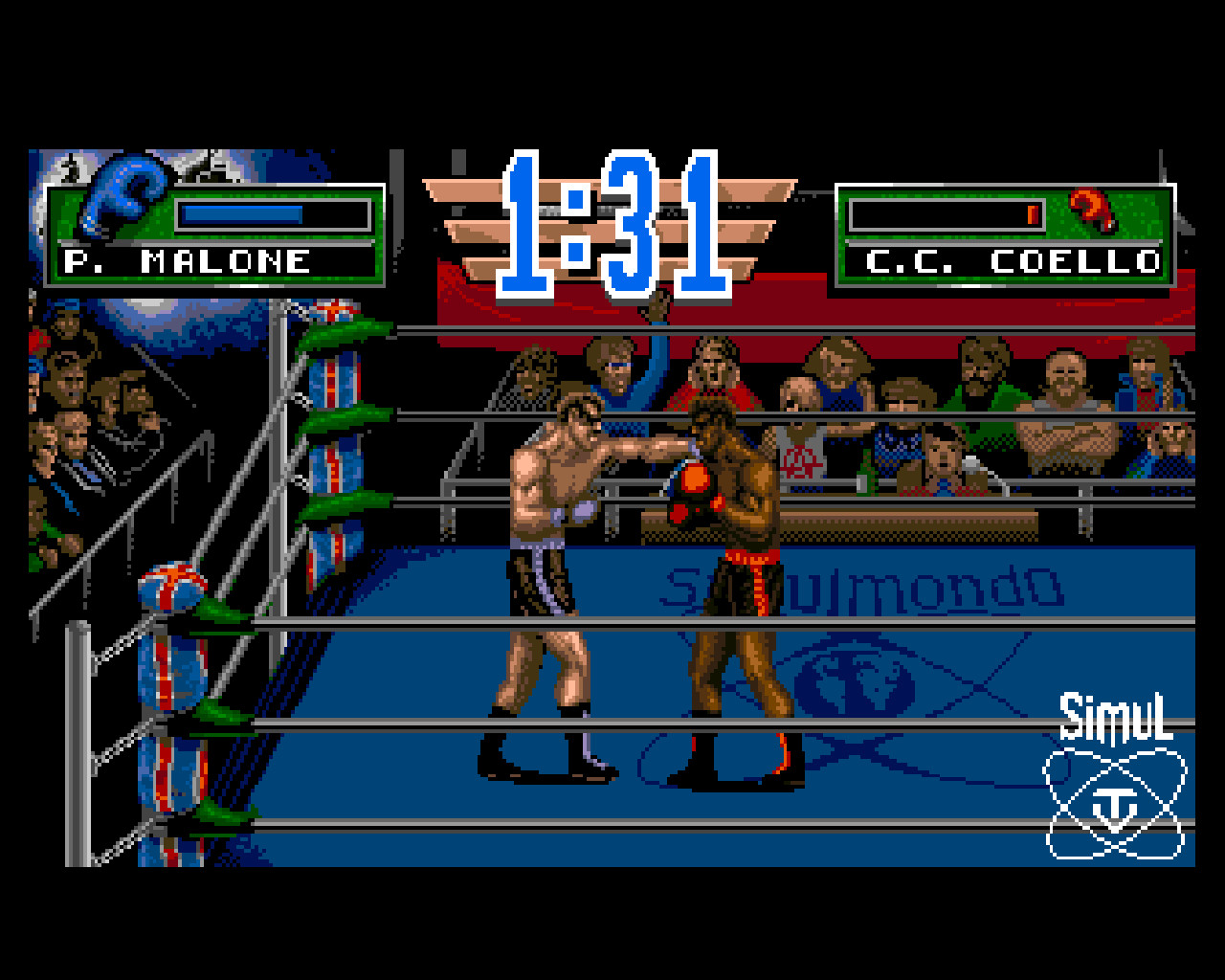 boxing 3d games