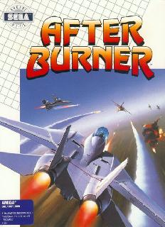 Screenshot Thumbnail / Media File 1 for After Burner (Sega)