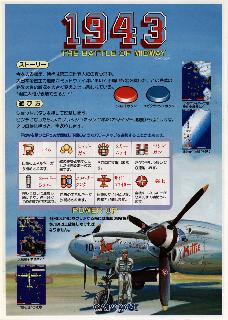 Screenshot Thumbnail / Media File 1 for 1943 - The Battle of Midway (Japan) (Beta)