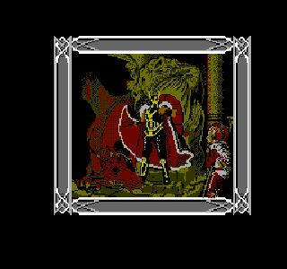 Screenshot Thumbnail / Media File 1 for Advanced Dungeons & Dragons - Dragons of Flame (Japan)