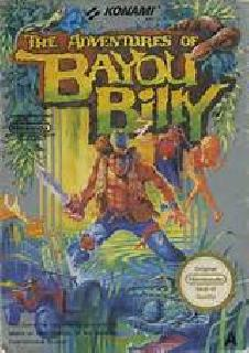 Adventures Of Bayou Billy The Europe Rom