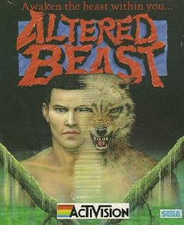 Screenshot Thumbnail / Media File 1 for Altered Beast