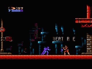 Screenshot Thumbnail / Media File 1 for Batman - The Video Game (USA) (Beta)