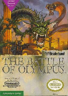 Screenshot Thumbnail / Media File 1 for Battle of Olympus, The (Europe)