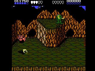 Screenshot Thumbnail / Media File 1 for Battletoads (Europe)