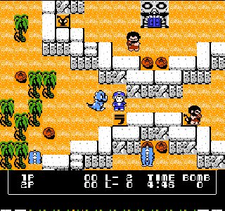 Screenshot Thumbnail / Media File 1 for Booby Kids (Japan)