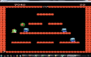 Screenshot Thumbnail / Media File 1 for Bubble Bobble (Europe)