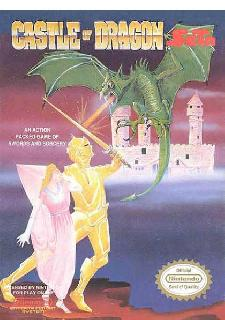 Screenshot Thumbnail / Media File 1 for Castle of Dragon (USA)
