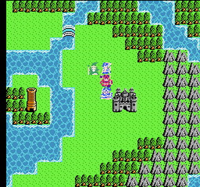 dragon quest 3 snes english rom